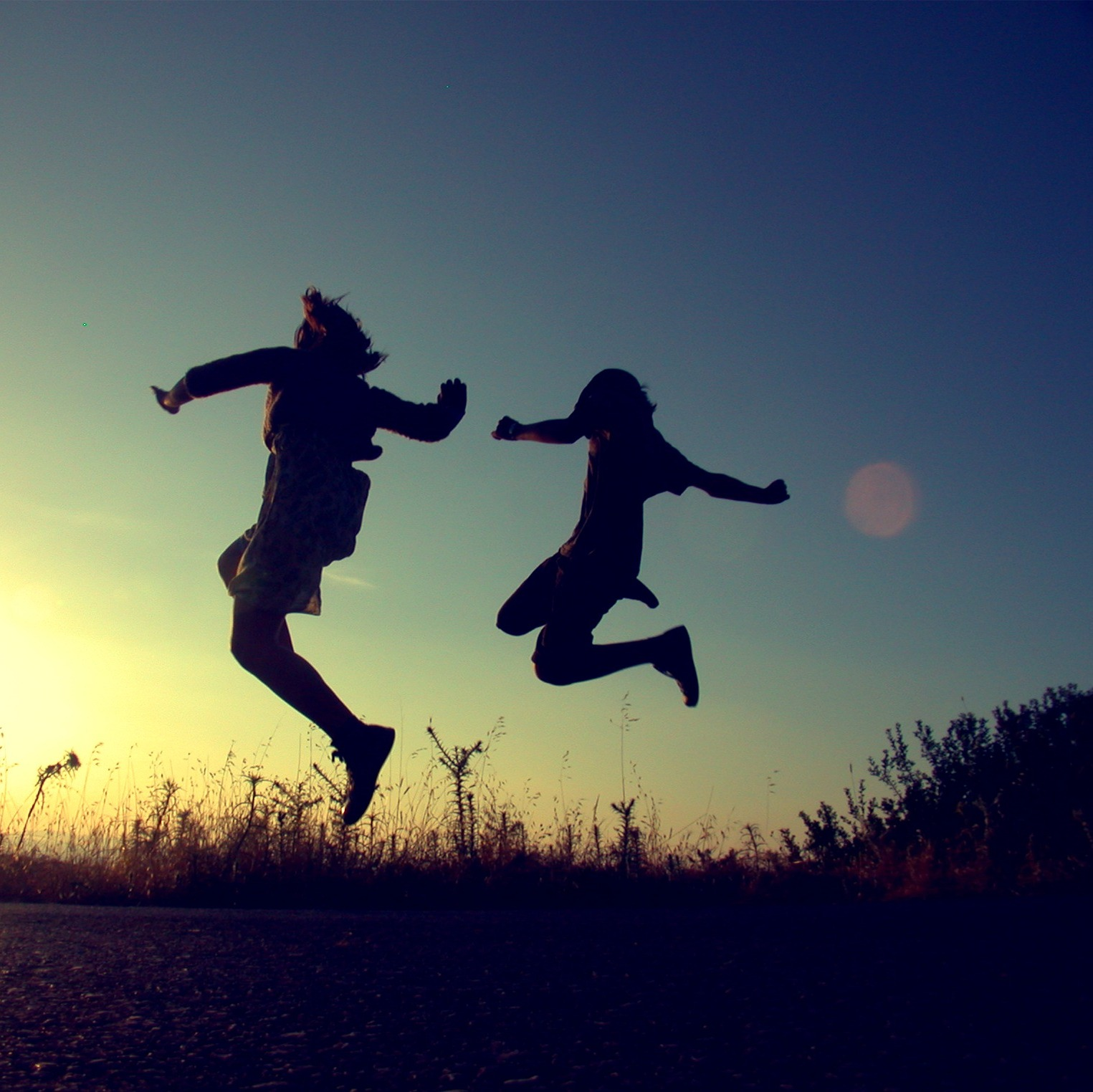 """Life Does Not Have to be """"Good"""" to be Joyful."""