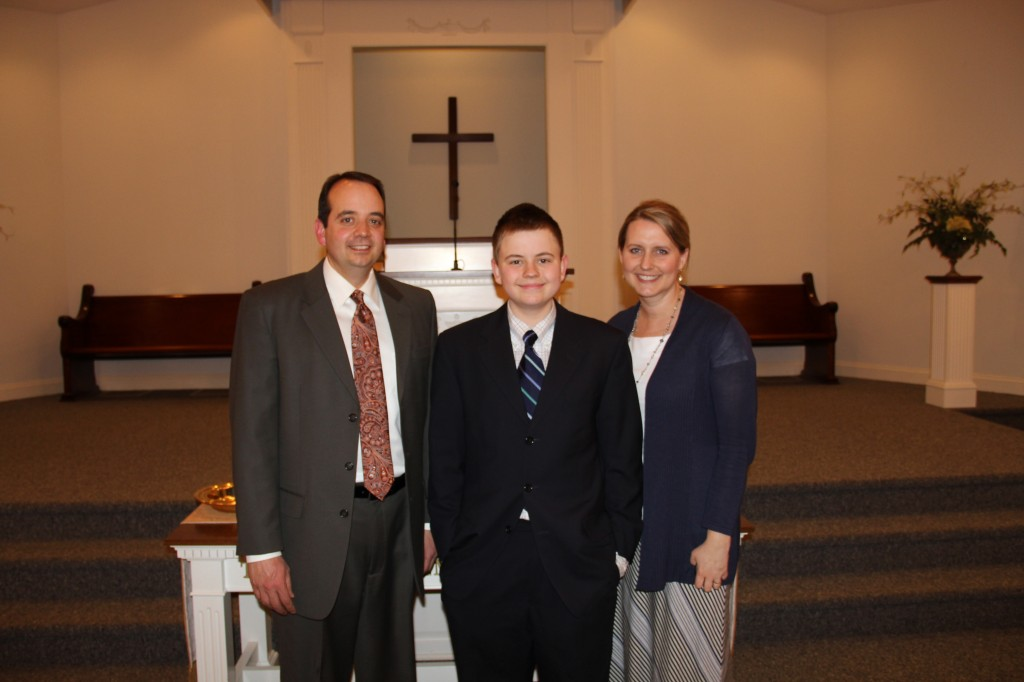 "Matthew after the Preaching Expo. He spoke on Daniel and his three friends who obeyed God's word, even though the word has been given over 800 years previously and they were just ordinary teens who ""purposed to do right."""