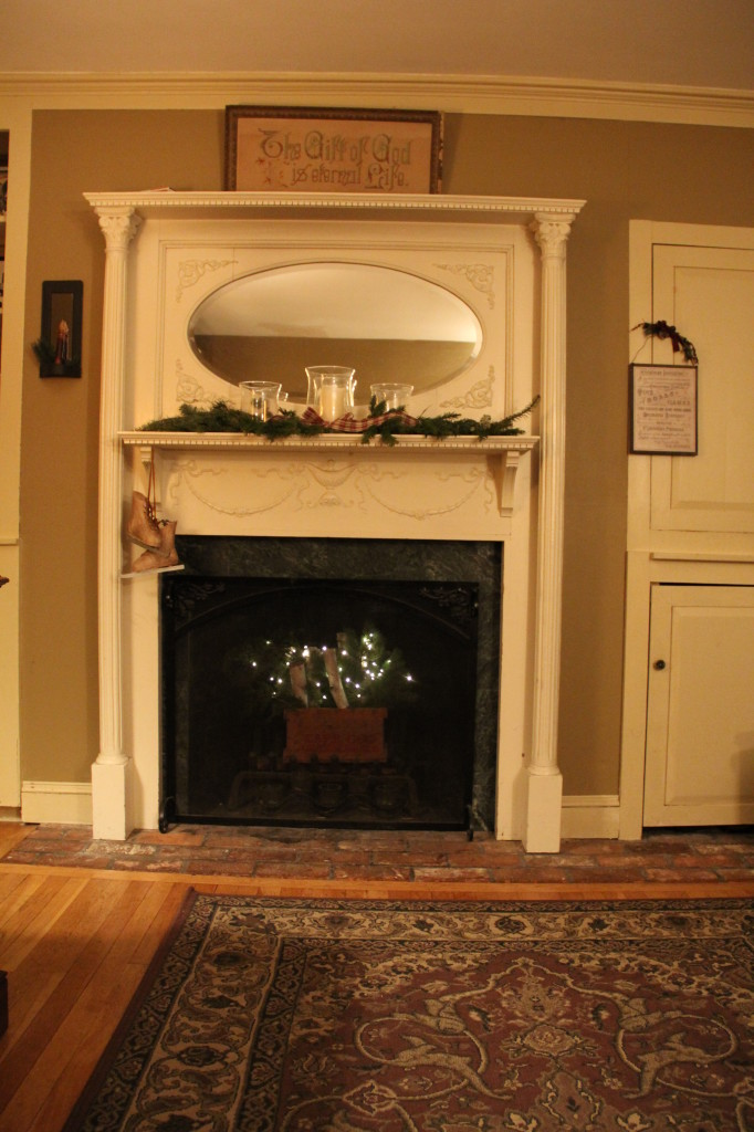 Another mantle