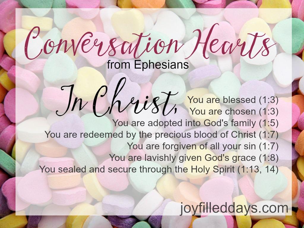 conversation hearts 1