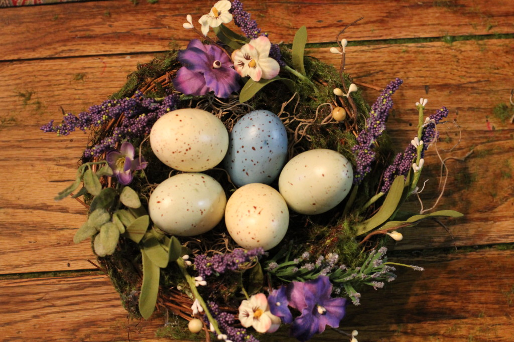 Diy Spring Bird S Nest Tutorial Joy Filled Days
