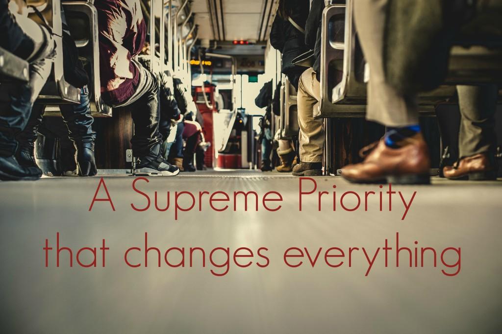 supreme priority