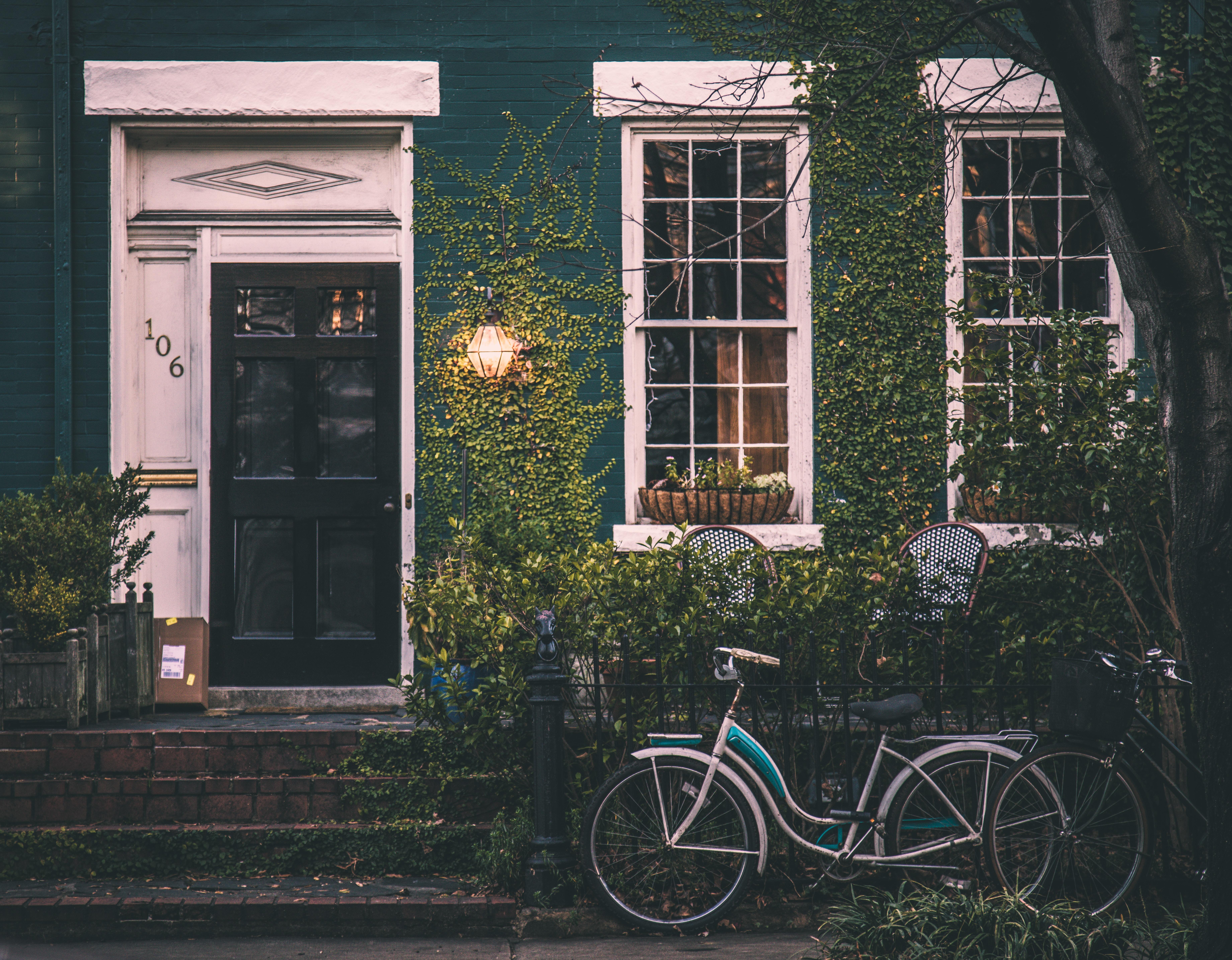 Cozy Home Challenge Week 2 {Front Door Decor!}
